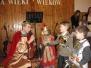 Świąteczne przedstawienie dzieci